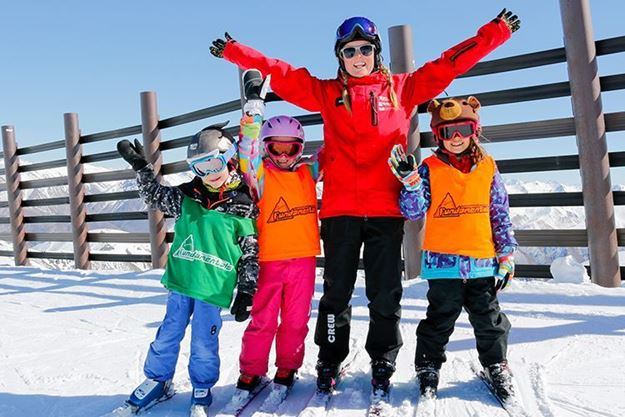 Picture of Mountain Holiday Ski Program