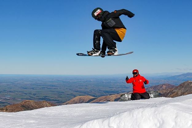 Picture of Mountain Holiday Snowboard Program, 5-10yrs