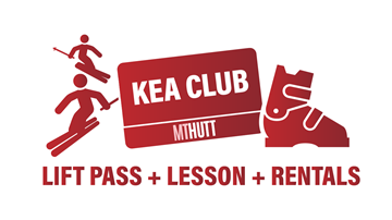 Kea Club, Kids Package 5-17 yrs