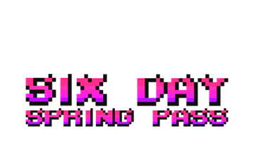 Six Day Spring Pass