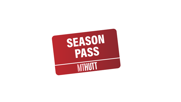 Picture of Midweek Season Pass Upgrade, Adult