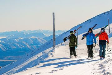 Mt Hutt Lift, Lesson, Rental Package