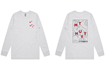 Picture of Mt Hutt Topographical Map Long Sleeve