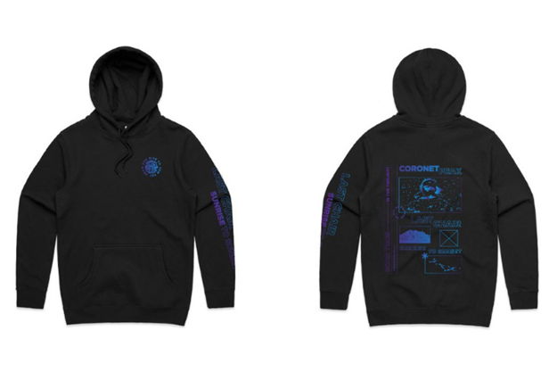 Picture of Coronet Night Time Hoodie